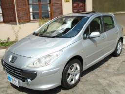 Peugeot 307 2009 1.6 presence pack 16v flex 4p manual - 2009
