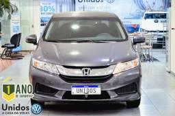 Honda City LX 1.5 (Aut) - 2016