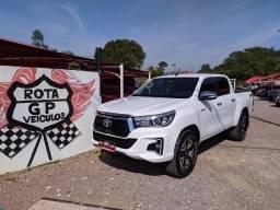 Toyota Hilux 2016 2.8 SRX 4X4 CD 16V Diesel 4P Automático - 2016