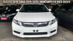 Honda Civic LXS 1.8 Automático 2016 Lindo, Z/N - Freguesia do Ó - 2016