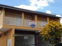 Apartamento com 1 dormitório para alugar, 48 m² por r$ 800,00/mês - centro - cosmópolis/sp