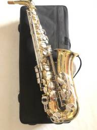Sax alto Weril master usado lindo top.