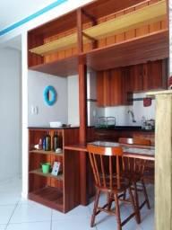 Apartamento de 01 quarto totalmente mobiliado