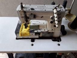 Máquina de Costura Galoneira Industrial Kansai