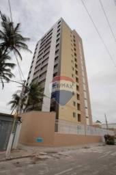 Apartamento com 3 dormitórios à venda, 78 m² por R$ 386.659,55 - Jacarecanga - Fortaleza/C