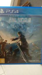 Vendo Final Fantasy XV (PS4)