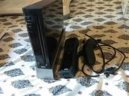 Nintendo Wii Black ( Impecável ) R$ 550,00