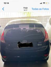 New Fiesta 1.6 SE A