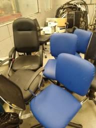 Vendo cadeiras usada