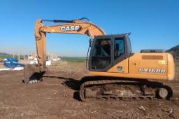 Escavadeira Hidráulica Case - Oportunidade 70mil
