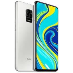 Promoção* de Celulares Xiaomi Note 8/9/9s de 64gb e 128gb Azul/Preto/Branco/Cinza