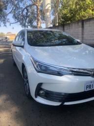 Corolla Altis(Versão top)-2018 C/42.000kms P/Pessoas Exigentes!!!