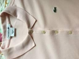 Camisa polo Lacoste feminina