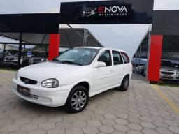 Repasse Corsa wagon Super 1.6 8v 2001 C/ Ar condicionado impecavel