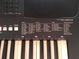 Teclado Yamaha PSR-E463 NOVO