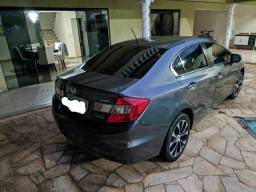 Honda Civic, LXR 2016
