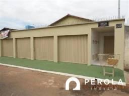 Casa para alugar com 2 dormitórios em Setor sudoeste, Goiânia cod:P-349