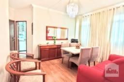 Apartamento à venda com 3 dormitórios em Castelo, Belo horizonte cod:272683