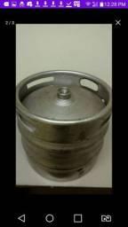 Barril de Chopp Aço 30 litros - Excelente estado