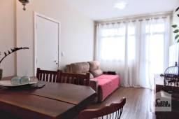 Apartamento à venda com 2 dormitórios em Estoril, Belo horizonte cod:268661