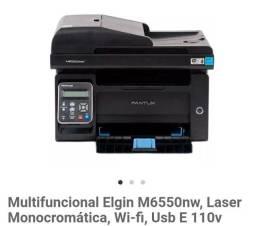 Impressora Elgin na Caixa