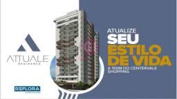 Pré-Lançamento Edifício Attuale - Ao lado do Center Vale Shopping