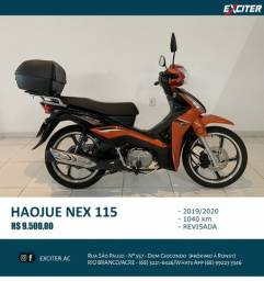 Haojue Nex 115 Fi 2019/2020
