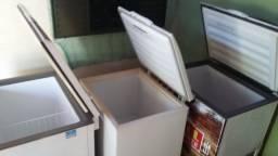 Alugamos freezer