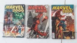 Epicos Marvel - 8 Revistas