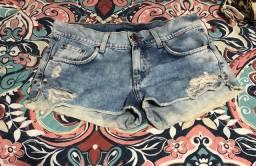 Bermuda jeans damyller 36