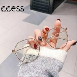 Armação de óculos grau transparente