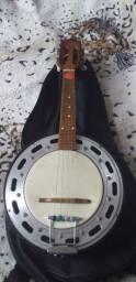 Banjo ótima sonoridade por cavaco