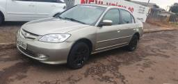 Honda Civic 1.7 AUT 2005 Completo ( Financia 100%)