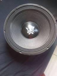 Par de magnum Rex de 1000 W RMS