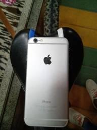 iPhone 6, para retirada de peças defeito na placa.