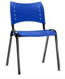 Cadeira Fixa Azul