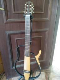 Violão Yamaha silent Leia comprar usado  Rio de Janeiro