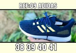 Tênis masculino Adidas 09 PROMOÇÃO