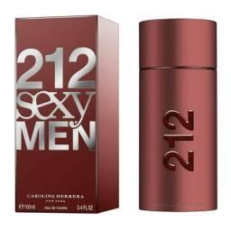 Perfume original lacrado 212 sexy men 100ml