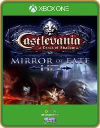 Título do anúncio: Xbox one Castlevania Lords of Shadow - Mirrorof fate HD