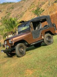 Jeep Willys, 1967, 6 cc, 4x4