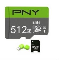 Cartão memoria 512 gb