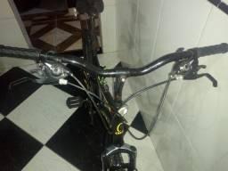 Bicleta Caloi andes, toda original