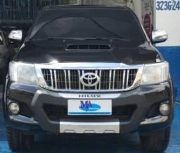 Toyota HILUX CD SRV AUT 4X4 3.0 16V