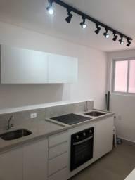 Ap Gonzaga alto padrão - 1 dorm 50 m2
