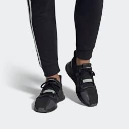 Tênis Adidas u_path run preto (original)
