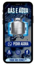 Cartão Virtual Água e Gás