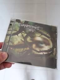Cd e DVD Evanescence