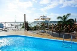 Belíssimo flat A apenas 270 m da Praia de Ponta Negra