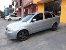 Corsa Sedan 1.4 2009 parcelo até 12x cartao / ac troca-vlr
